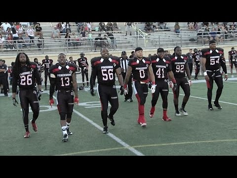 Cedar Park Texas Punishers vs. Austin Vipers, April 30, 2016