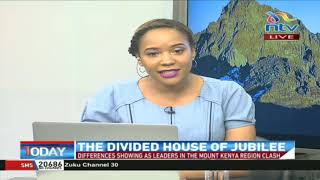 The divided house of Jubilee; Will the 'Washenzi' speak louder or be ordered to silence?