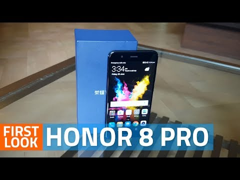 Honor 8 Pro First Look | Camera, Specs, and More