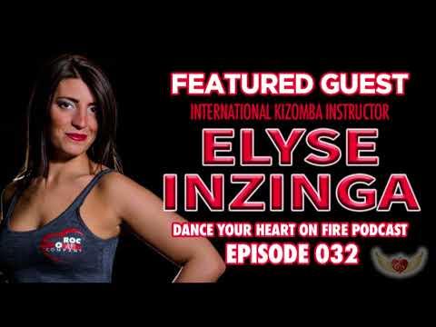 032: Interview with Elyse Inzinga