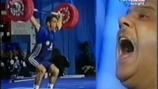 Pyrros Dimas WR Snatch 1998