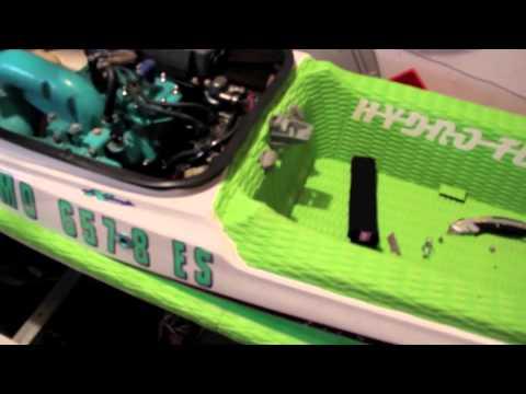 jet ski hydro turf