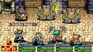 (Gameboy Advance) Lufia - The Ruins of Lore Part 39 - The Tower of Guidance....Again
