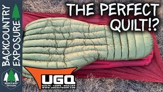 UGQ Bandit Top Quilt Review | A Perfect Quilt?