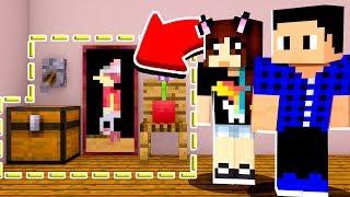 UM LUGAR COM MUITOS SEGREDOS! - Minecraft