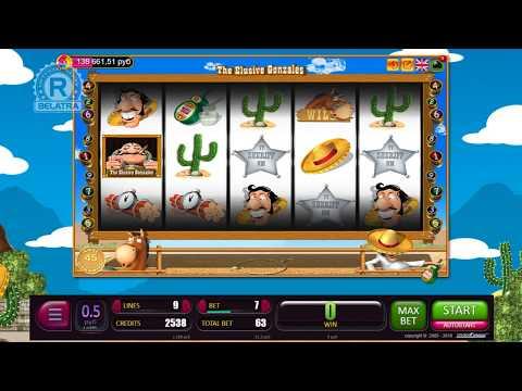 10/31/ · От вас потребуется только запустить игровой автомат The Elusive Gonzales от Belatra Games.При выборе максимальной ставки на каждую из девяти фиксированных линий сможете сорвать куш в 2 монет.5/5.