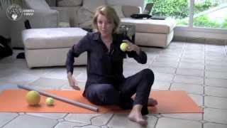 Marie Lise Labonté explique ses principes libératoires du corps et de l