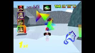 Super Mario Kart 64|Esse jogo Marcou Minha infância