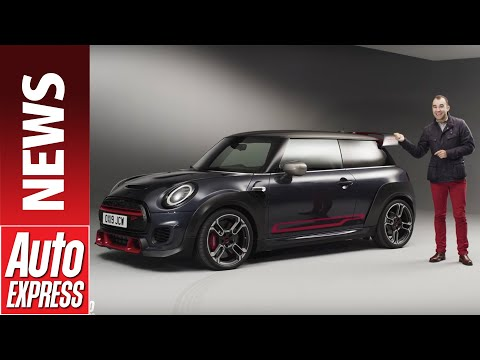 New 2020 MINI GP - 302bhp Pocket Rocket Blasts In