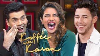 Koffee With Karan Season 6 Finale - Priyanka Chopra And Nick Jonas