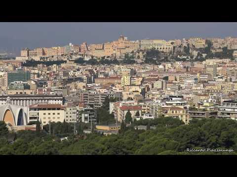 Cagliari città. 4K