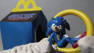 Sonic Movie Happy Meal