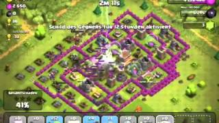Clash of Clans: 500000 raid!!!