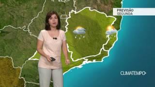 Previsão Sudeste – Risco de chuva forte
