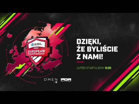 Epsilon eSports vs AGO Esports - ESL Pro European Championship