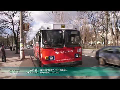 Телеканал Новий Чернігів: Тролейбусів №3 стане більше| Телеканал Новий Чернігів
