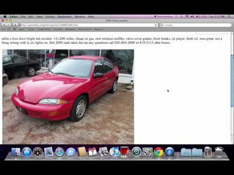 Craigslist Green Bay Wisconsin Used Cars, Trucks and