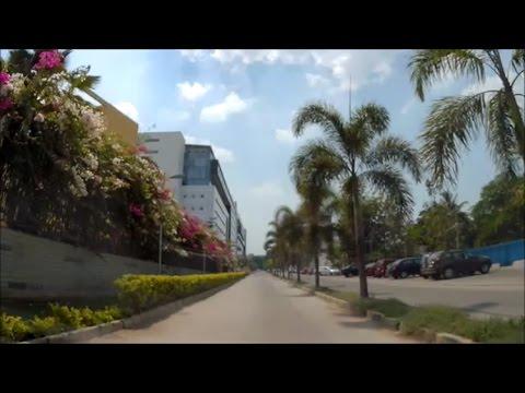 Electronics City Bangalore - Drive Around