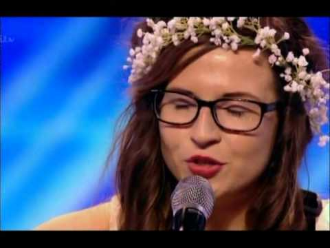 X FACTOR 2013 STAGE AUDITIONS - ABI ALTON