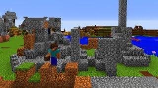 Głupi Gracze Zniszczyli Wioskę! :(