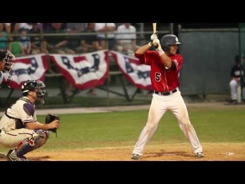 Alex Blandino CapeCode baseball 2013