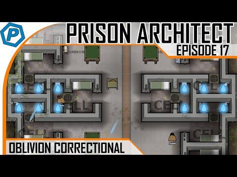 Prison Architect | Oblivion | #17 | More Prisoners & Some Cells