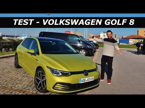 Test - VW Golf 8