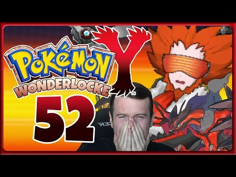 POKÉMON Y Part 52: Yveltal & der blutige Team Flare Showdown
