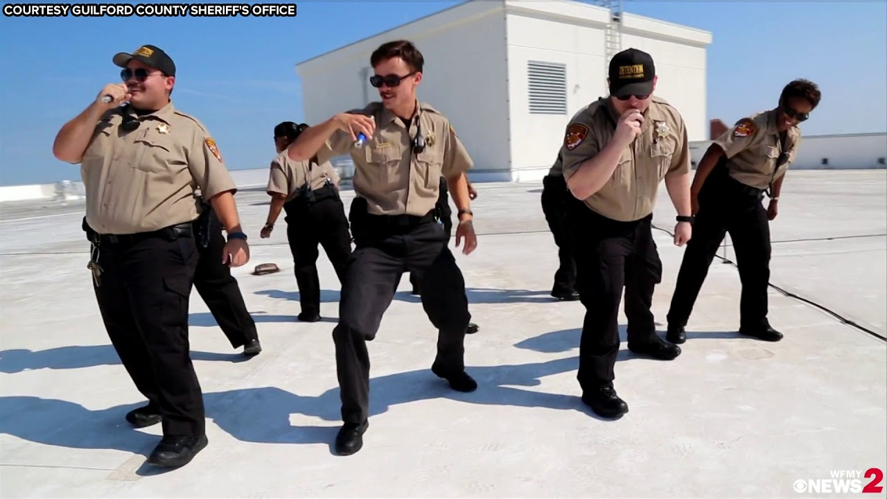 Guilford County Sheriff's Office Lip Sync Battle