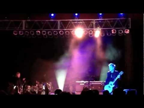 The Cult Live in Las Vegas May 26, 2012