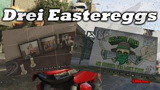 GTA 5 - 3 Charakter Eastereggs (Michael´s Eltern, Franklin´s Graffiti und mehr) + Ich bin in Köln