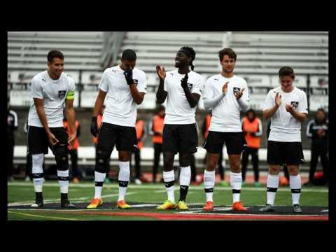 East Stroudsburg University soccer 2016 highlights video