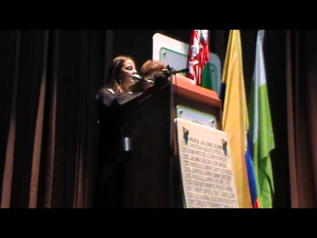 DISCURSO CEREMONIA DE GRADUACIÓN - MARÍA PAULA MOGOLLÓN Travel Video