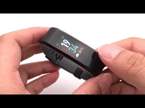 ID115 PLUS HR Bluetooth smart bracelet | Review
