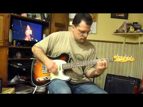 K.T. Tunstall - Tangled Up In Blue KT - guitar cover