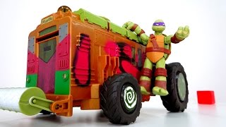 Черепашки-ниндзя. Turtles toys. Распаковка. Игры ниндзя