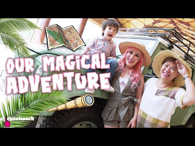Our Magical Adventure - Xiaxue's Guide To Life: EP201