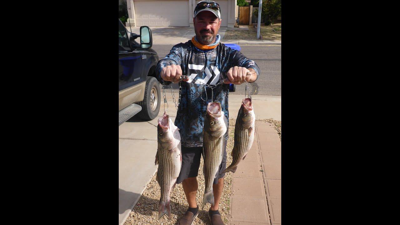 Lake pleasant hobie kayak bass fishing youtube for Lake pleasant fishing report