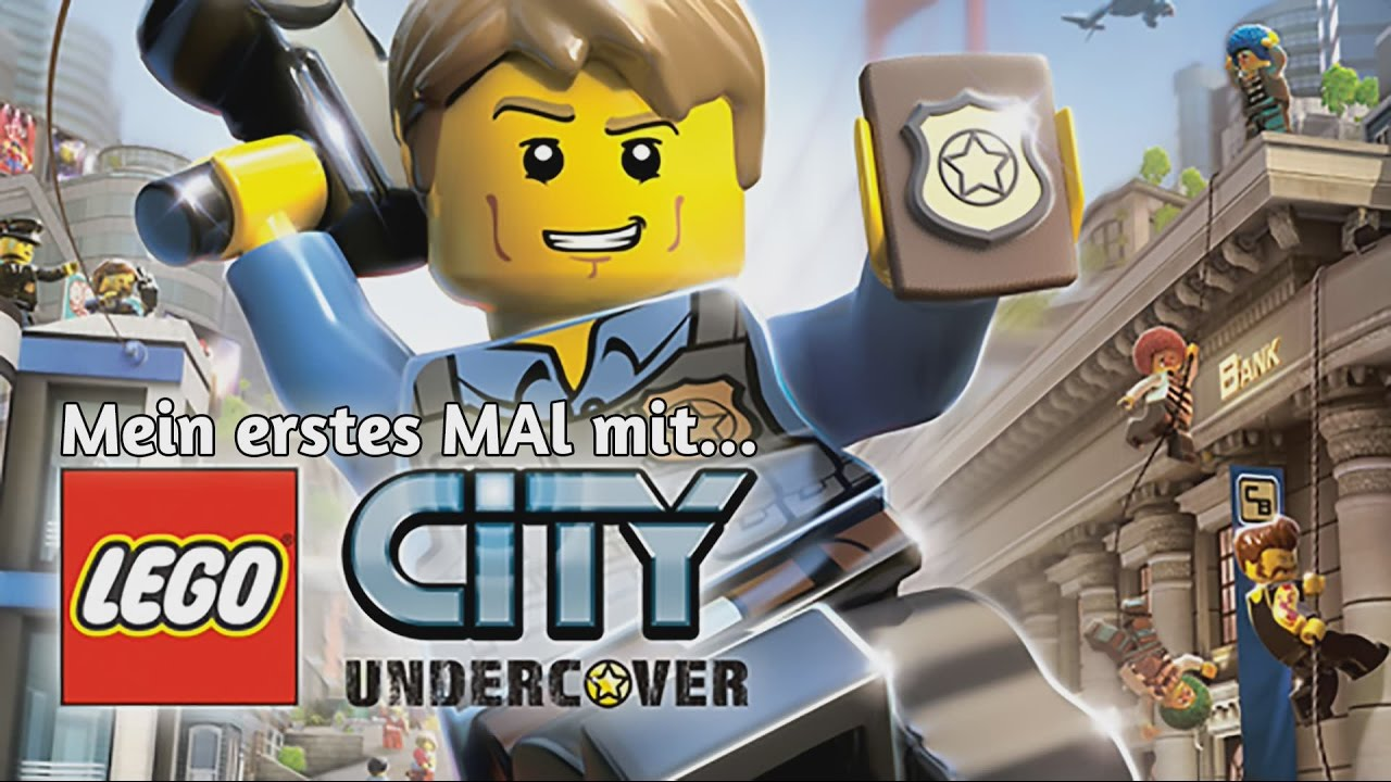 Lego City Undercover Nintendo Switch Deutsch Einstellen