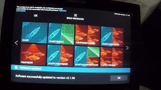 Raymarine Software Update 3.1.96  for Axiom featuring Electronic Guru Brad Wiegmann