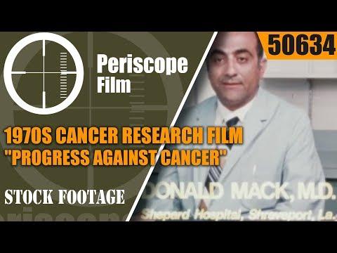 "1970s CANCER RESEARCH FILM  ""PROGRESS AGAINST CANCER"" w/ JOHN WAYNE, DANNY THOMAS 50634"