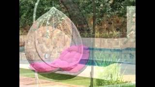 Dejava Furniture ayunan gantung www.rotan-sintetis.com