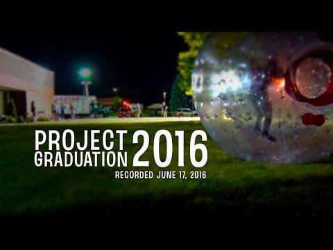 Project Graduation 2016 - June 17, 2016