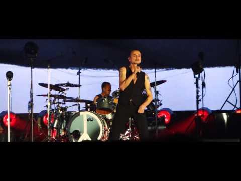 Depeche Mode │ Heroes (Tribute to David Bowie) LIVE @ Arena Stožice, Ljubljana 2017