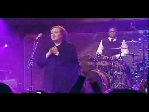 Adele - Tired (MTV Live) May 1st, 2009