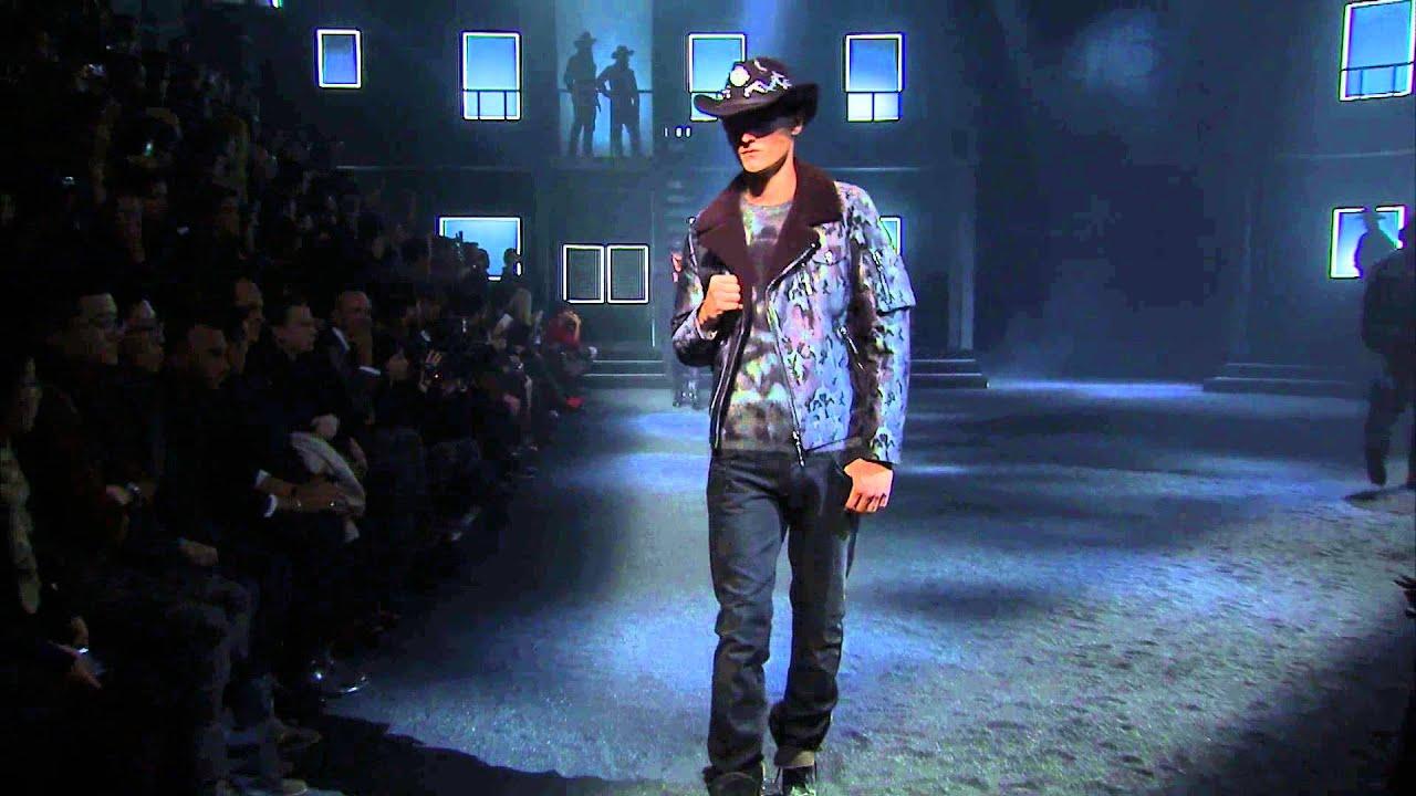 PHILIPP PLEIN Männer Herbst / Winter Modeshow