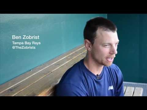 FCA Video Interview with Ben Zobrist - Filmed: 2013