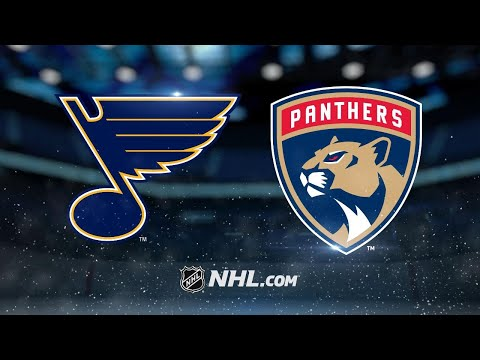 Luongo, offense lead Panthers to 5-2 victory