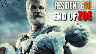 Resident Evil 7 End of Zoe Gameplay German #01 - Joe Baker Fist Style