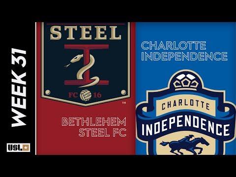 Bethlehem Steel FC vs. Charlotte Independence: October 6, 2019